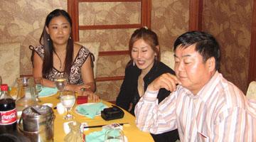 Jin Meishan, Xuan Yingyu, Shen Zelong